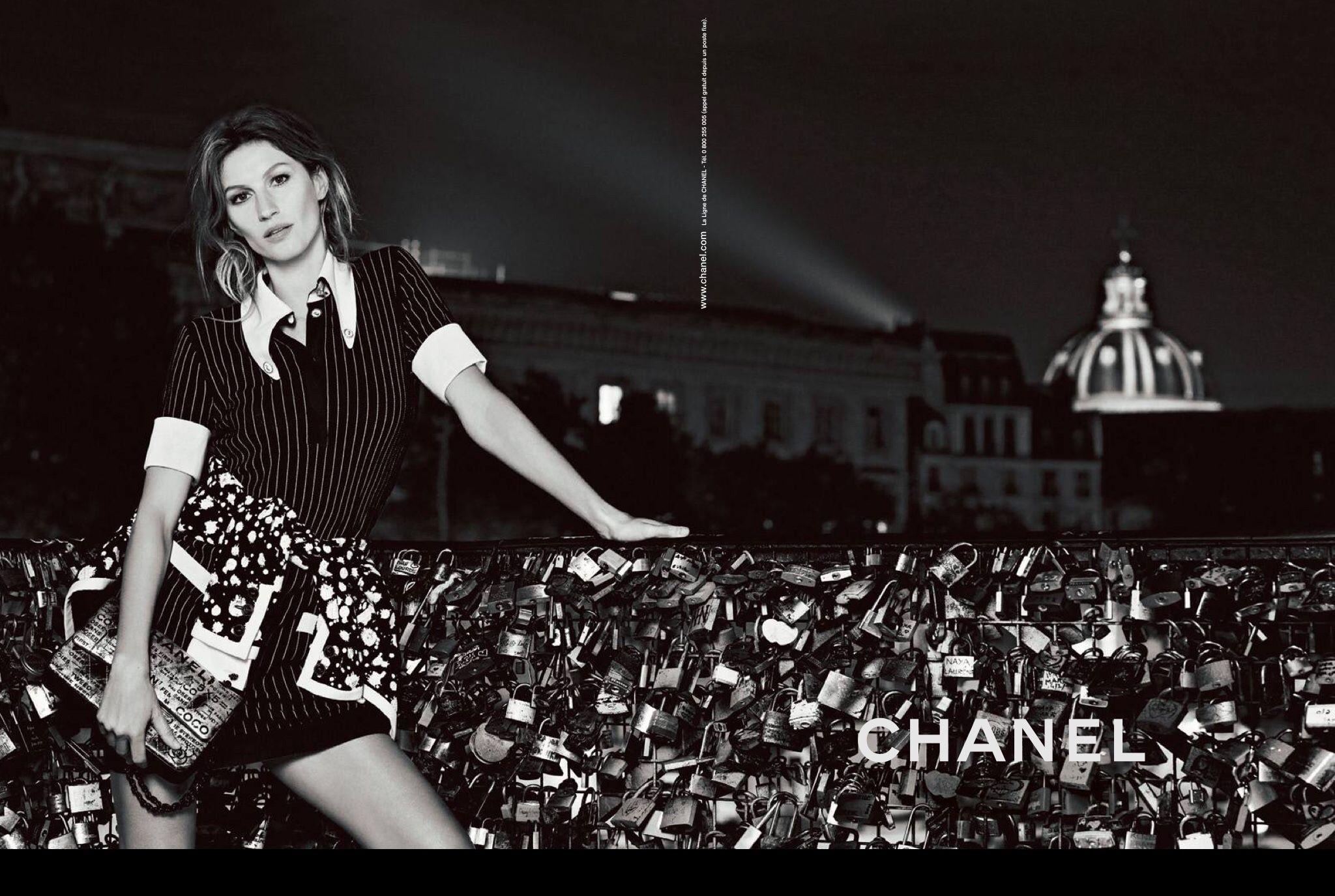 #Chanel #LoveLocks