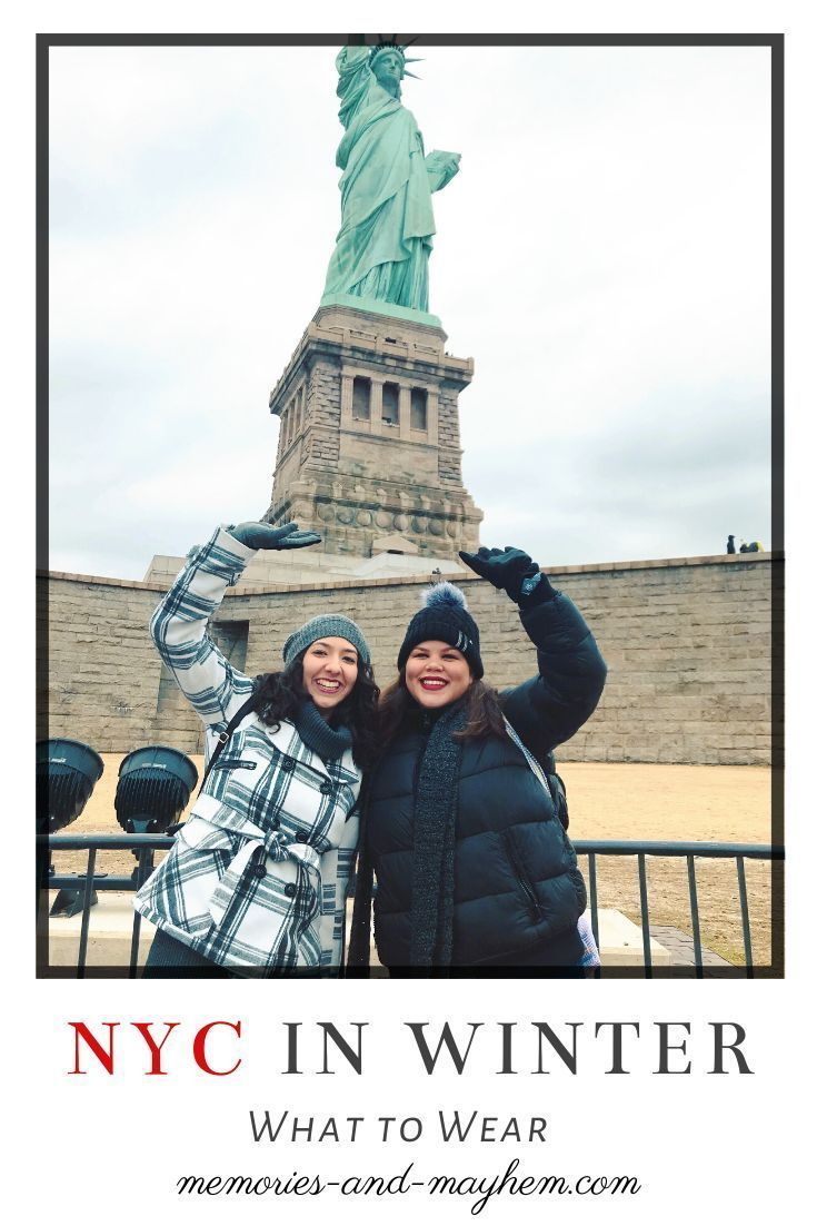 Winter in New York City Packing List - Visiting the Big Apple for Christmas, New Year's, or beyond? This packing list includes the best winter outfits to combat the cold weather. Florida girl approved to keep anyone warm! #nyc#winterinnyc#nycwinteroutfits#christmasinnyc#nyenyc#newyearsevenyc#newyorkcity#winteroutfits#coldweather#whattopack#whattowear#winterclothing Informations About Winter in New York City Packing List Pin You can easily use my profile to examine different pin types. Winter in