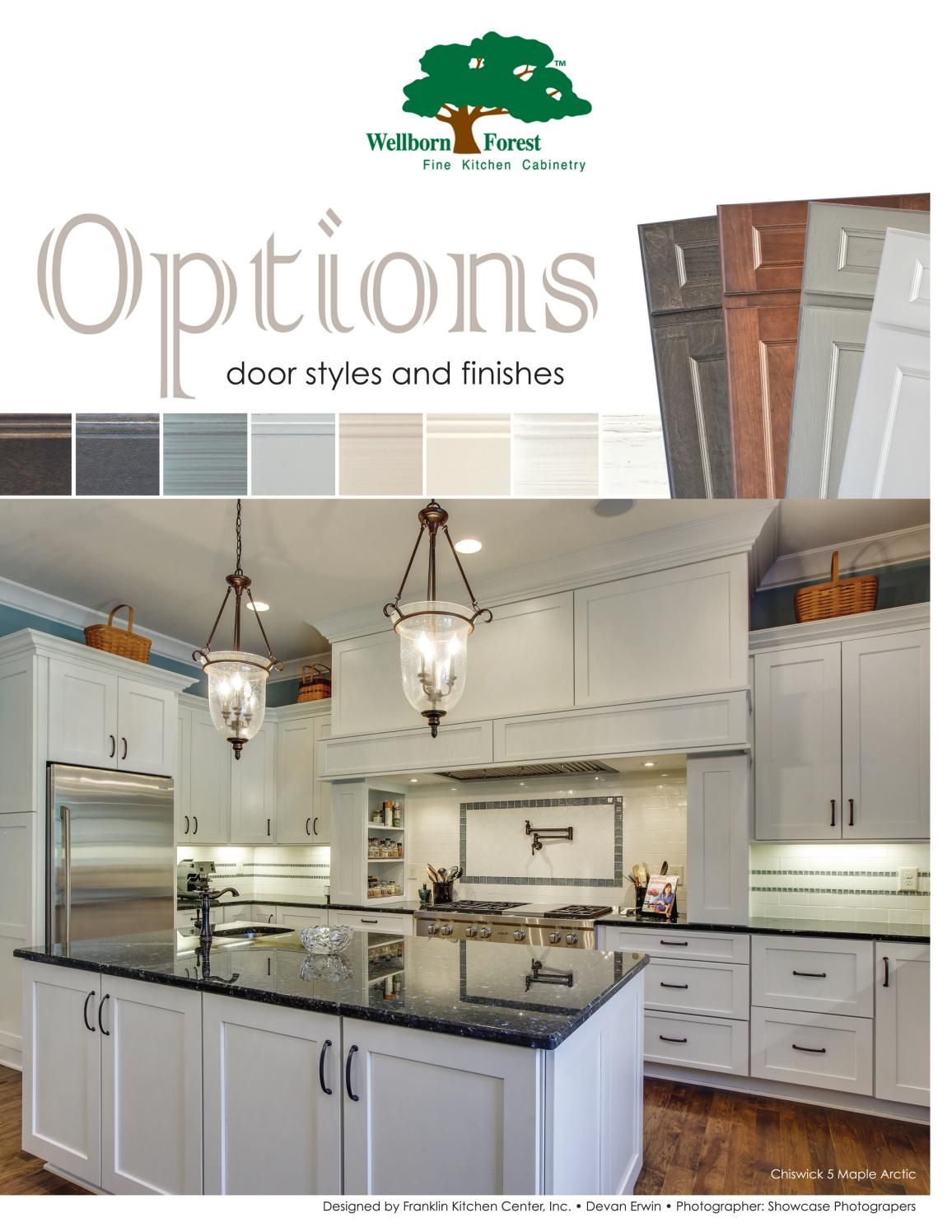 Wellborn Forest Products Door Style Finish Guide Kitchen Design Home Kitchens Semi Custom Cabinets
