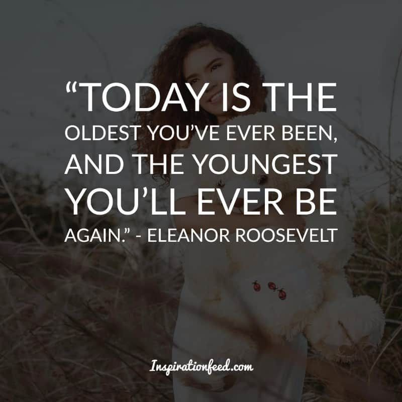 30 Inspirational Eleanor Roosevelt Quotes On How To Be The Light In