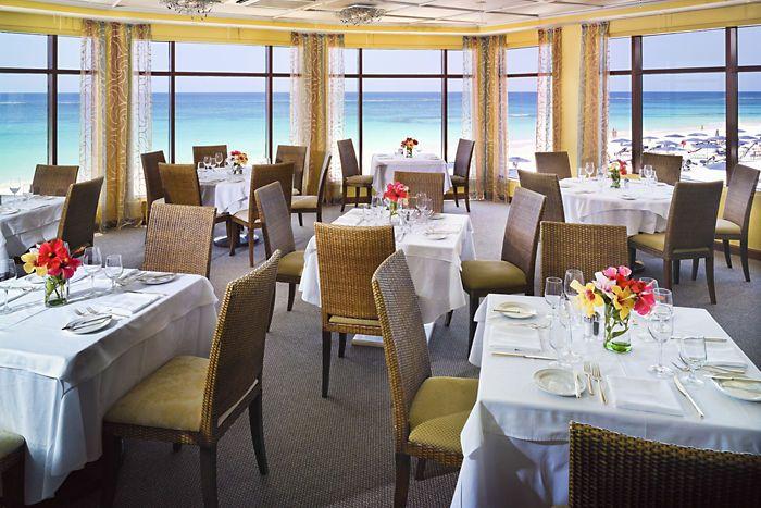 Lido Restaurant - Bermuda