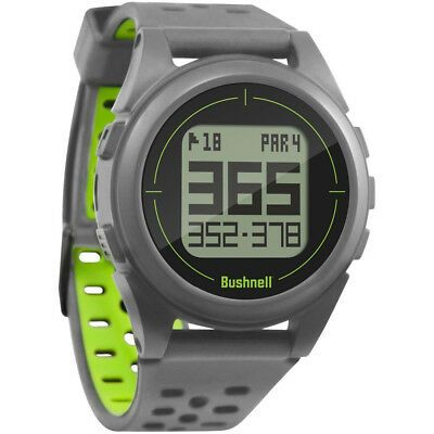Ad(eBay) Bushnell iON 2 Golf GPS Watch Silver/Green (USED)