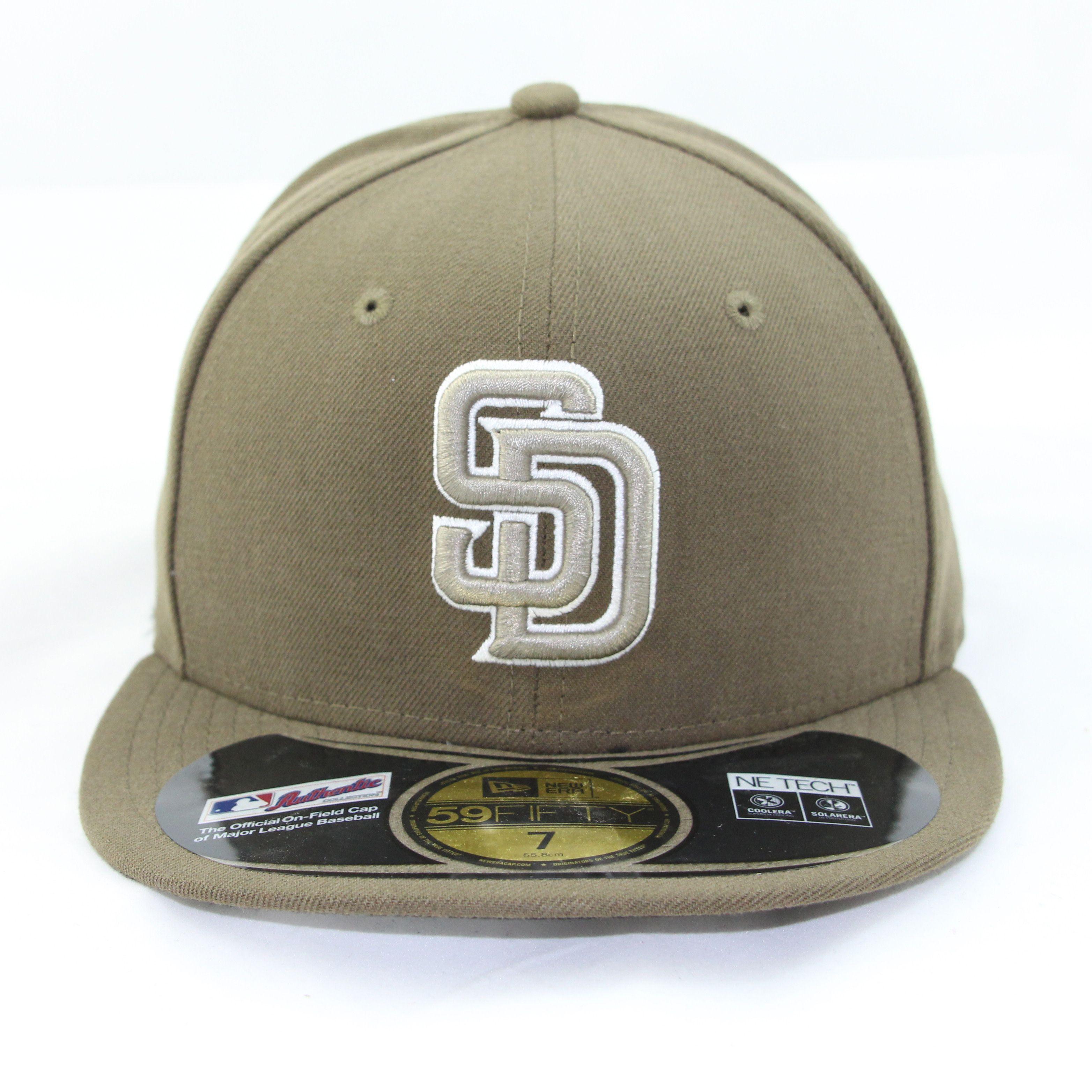 c271943448418 Gorras Originales New Era Beisbol San Diego Padres 59fifty -   569.00