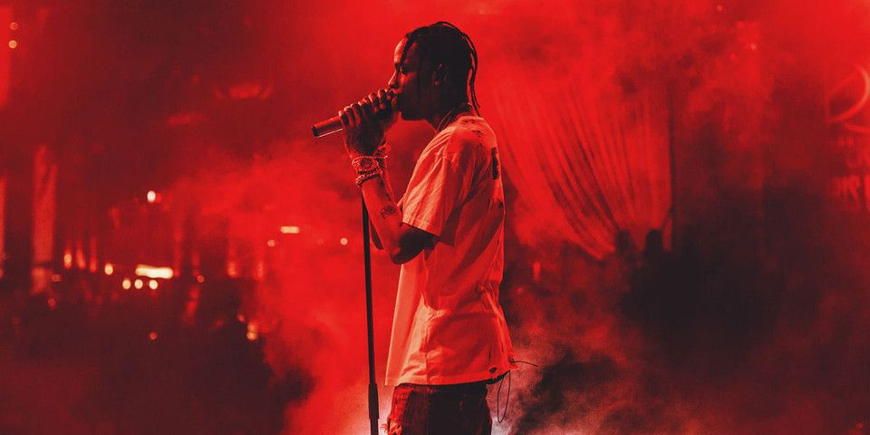 Travis Scott S Astroworld Sessions Hypebeast Travis Scott Wallpapers Travis Scott Iphone Wallpaper Travis Scott Background