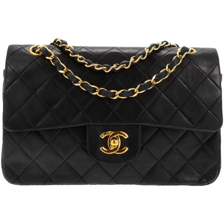 db965b91b1a836 ShopStyle Collective | Bags | Leather handbags, Chanel, Chanel black