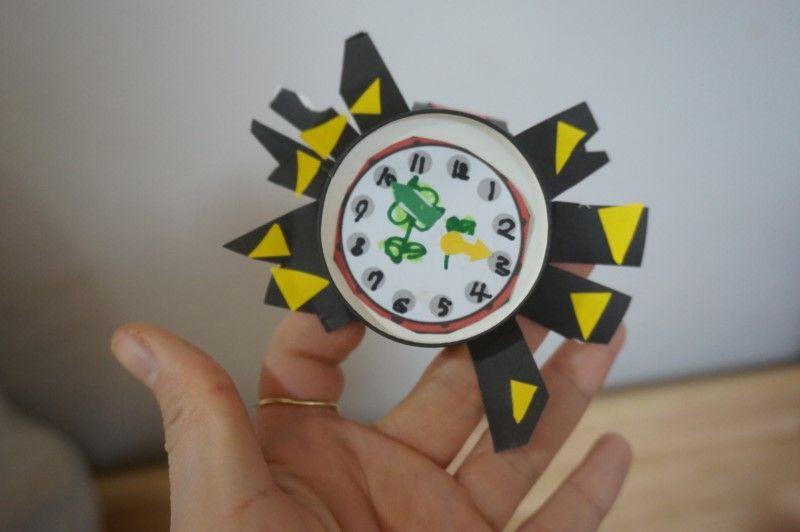 생활도구  종이컵으로 시계 만들기  시계 팔 블로그