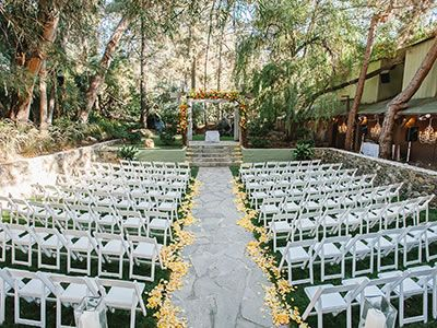 Calamigos Ranch Malibu Weddings Wedding Venues LA Barn 90265 CaliforniaSouthern