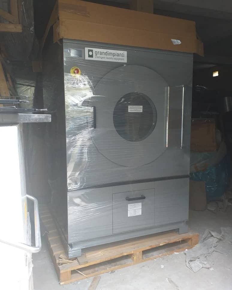 55kg Industrial Dryer Grandimpianti Industrial Dryers