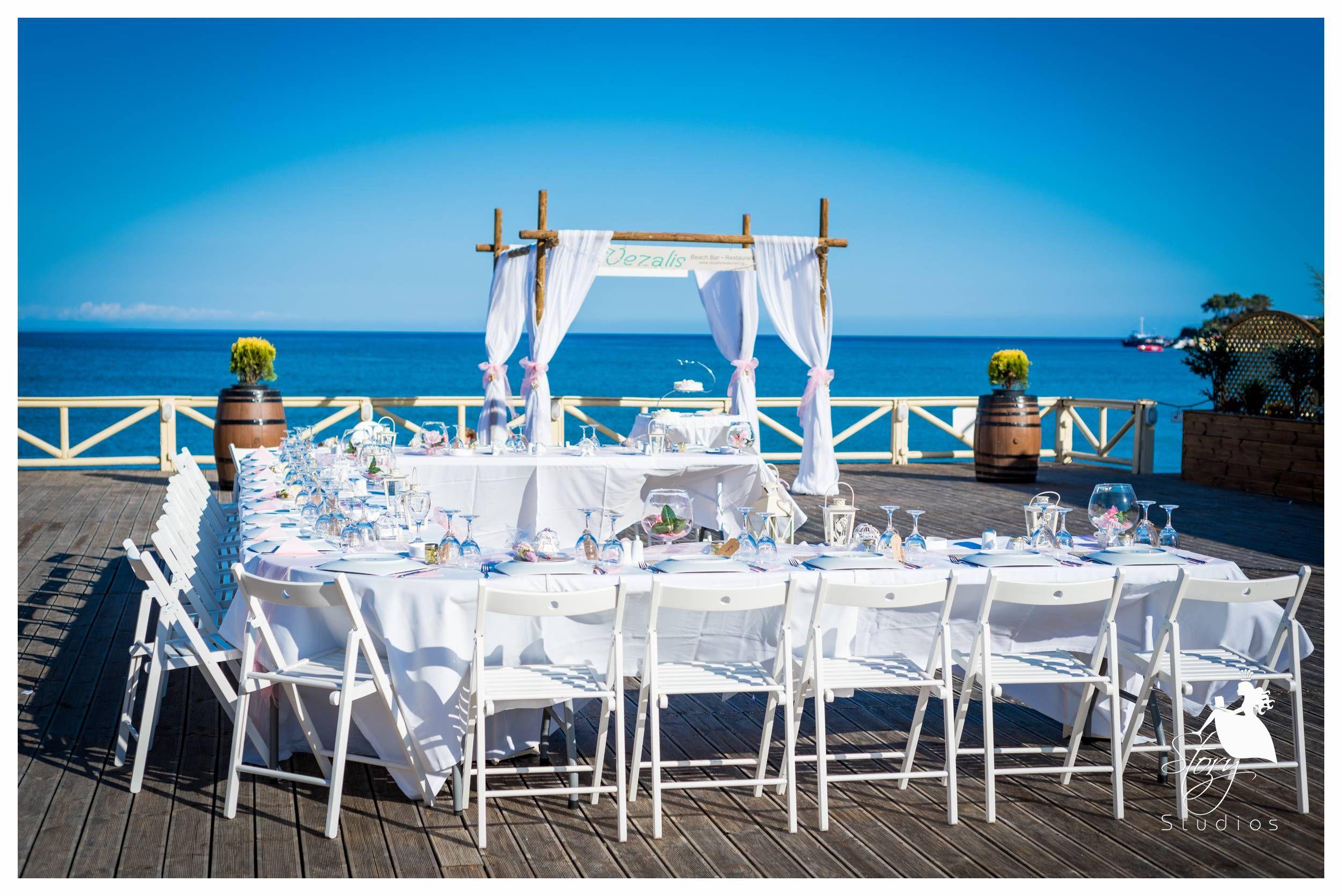 Vezalis Beach Bar Restaurant Is A Beautiful Location To Get