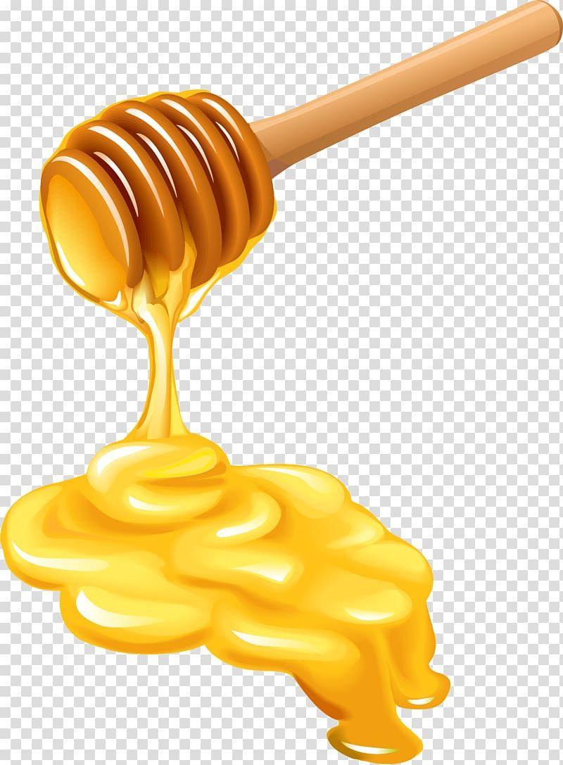 Honey Honey Bee Honey Bee Honeycomb Honey Decorative Pattern Transparent Background Png Clipart Bee Honeycomb Honey Bee Honey Illustration