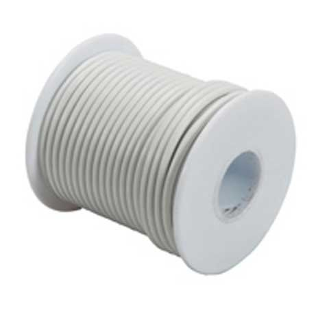Primary 100 Stranded Copper Wire 15 Spool White 12 Gauge Brand Del City Manufacturer Part Number 8122 Cr Weight Electrical Wiring Electricity Del City