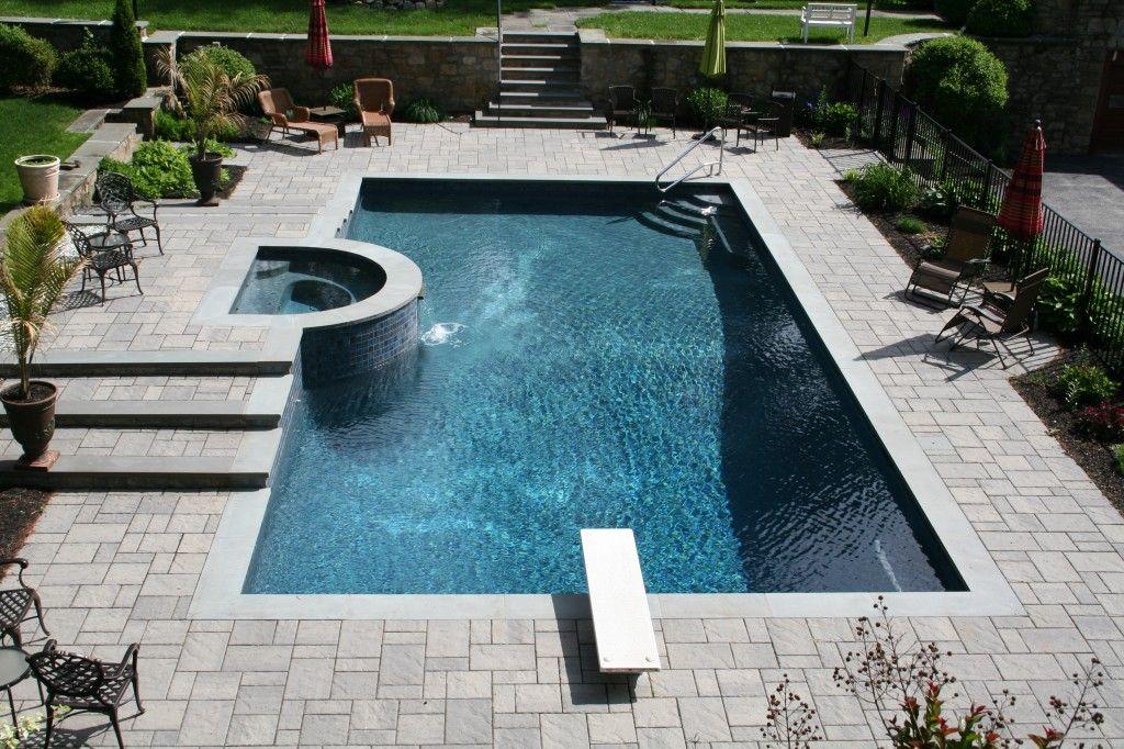 Pin On Rectangular Pools