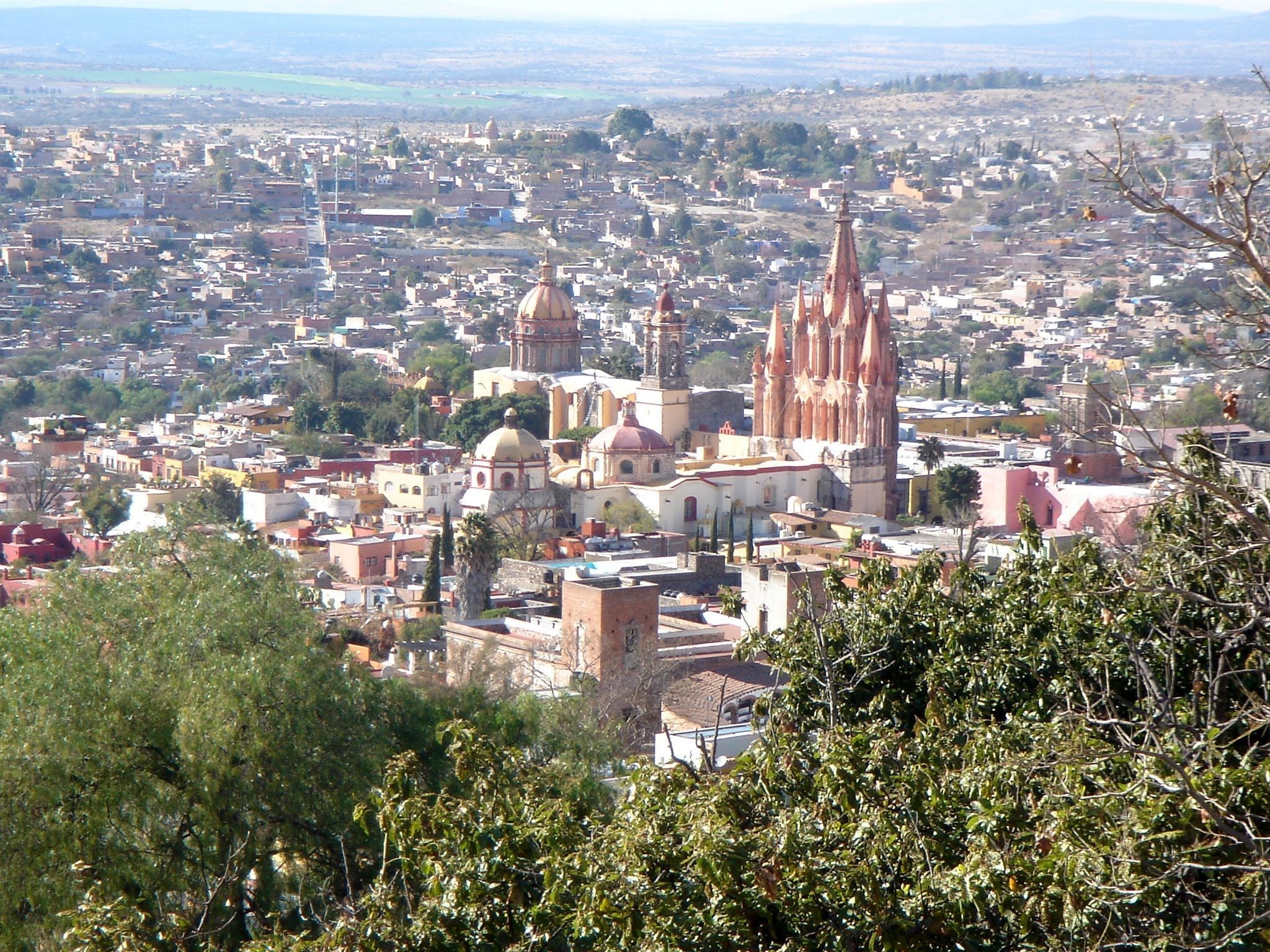 San Miguel de Allende, Mexico, Winter 2008