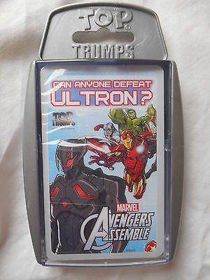 Avengers Assemble Top Trumps