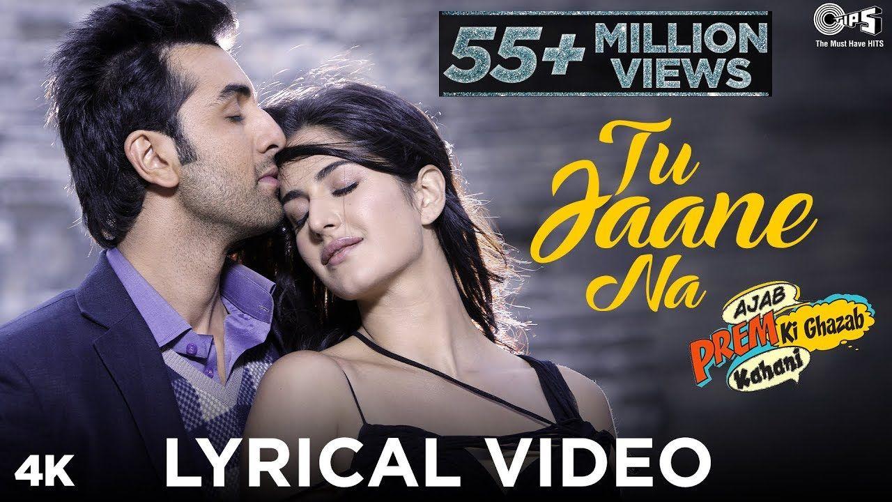 Tu Jaane Na Lyrical Video Lyrics Mp3 Song Songs