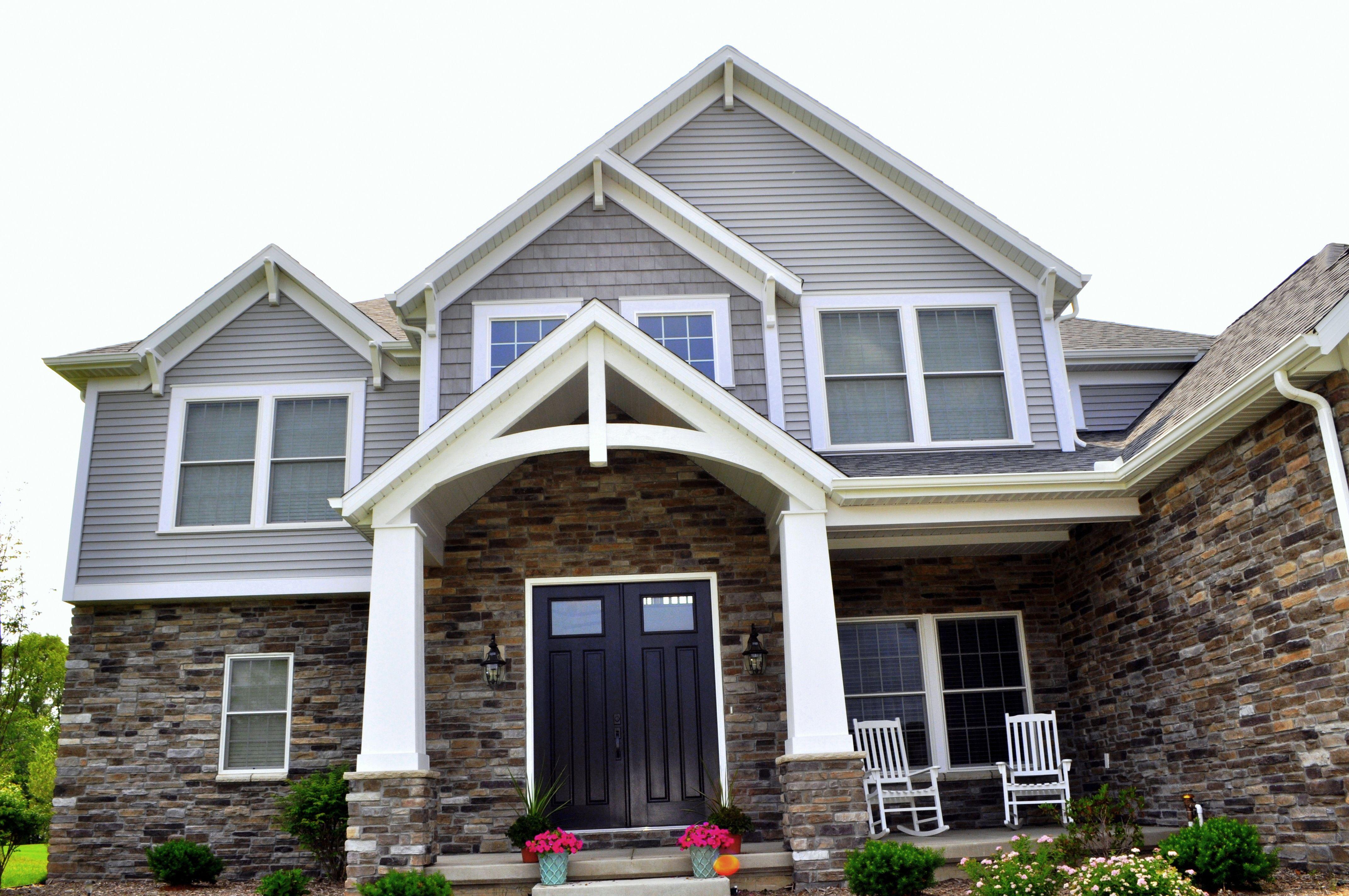 Stone Exteriors For Homes stoned exterior home bucks creek laytite jn stone | stone style
