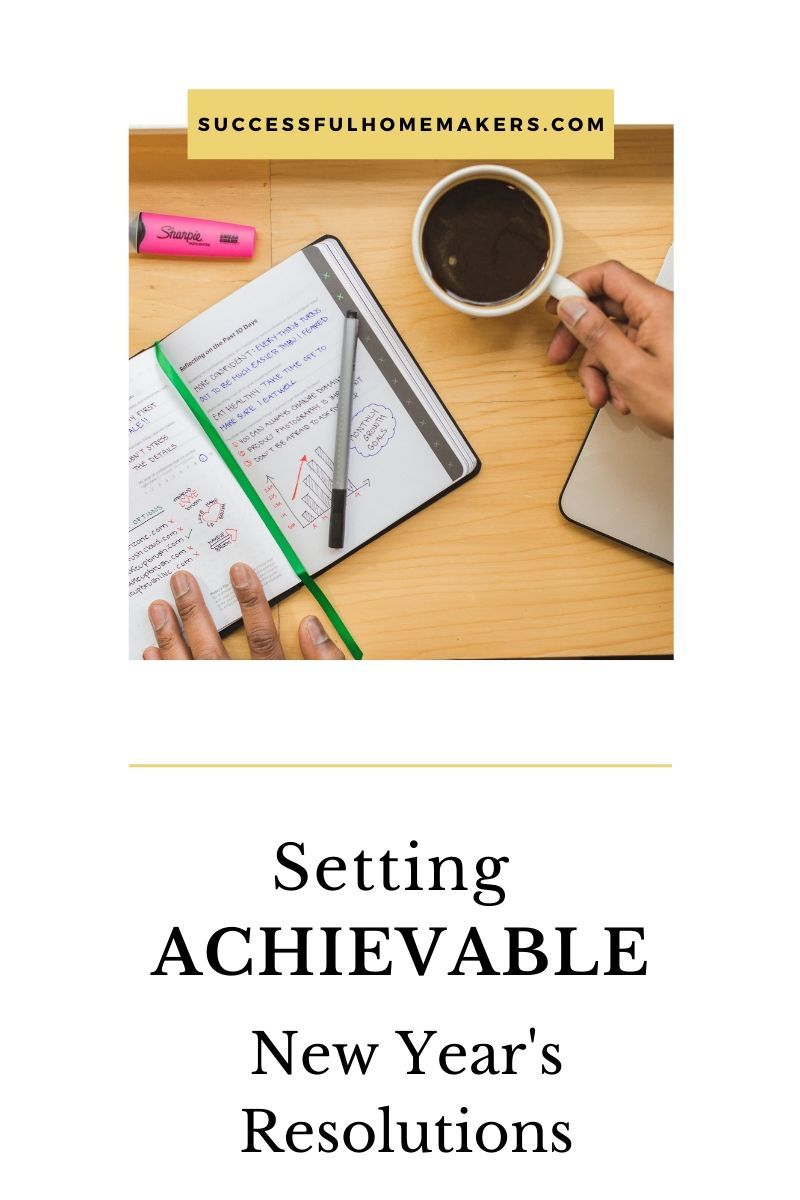 Setting Achievable New Year Resolutions Quotes about new