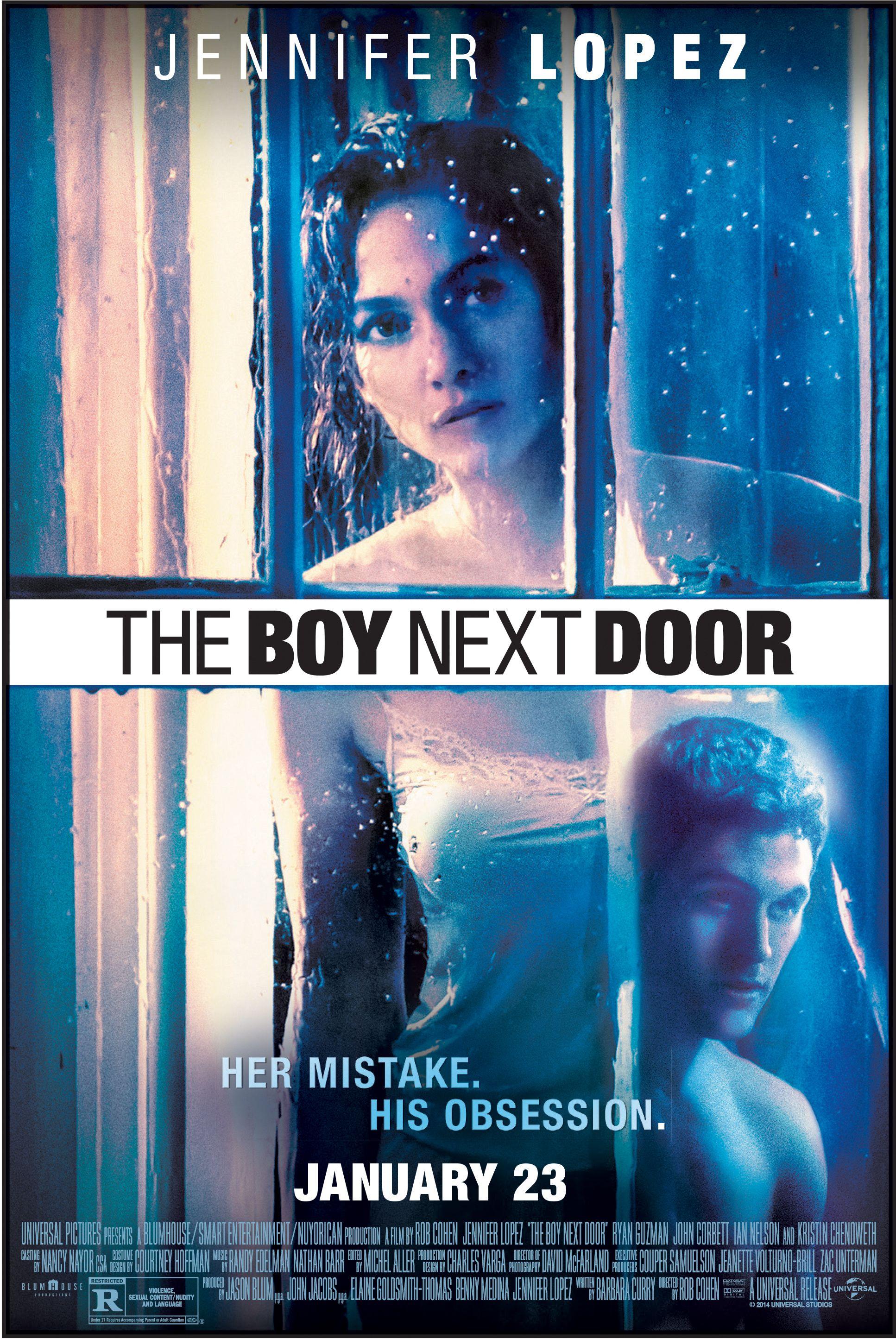 Director Rob Cohen The Boy Next Door Doors Movie Jennifer Lopez Movies