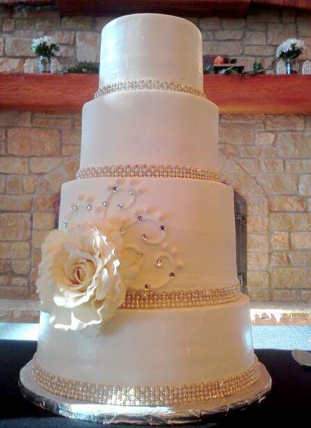 Wedding Cakes Springfield Mo Celebrations By Sonja (121)