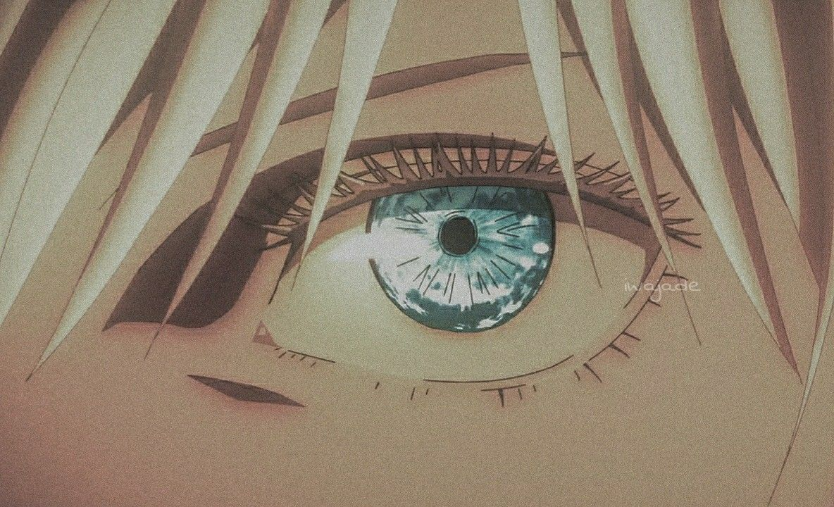 Gojo Satoru Jujutsu Kaisen Pfp In 2021 Anime Eyes Anime Art Anime