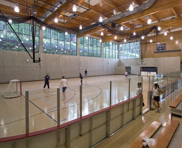Wade King Student Recreation Center Recreation centers