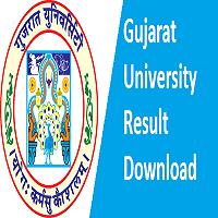 Gujarat University Result 2018-19, FY SY TY BA BSC BCOM Exam Results