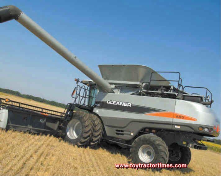 Gleaner Combines Gleaner Silver Tractors Allis Chalmers