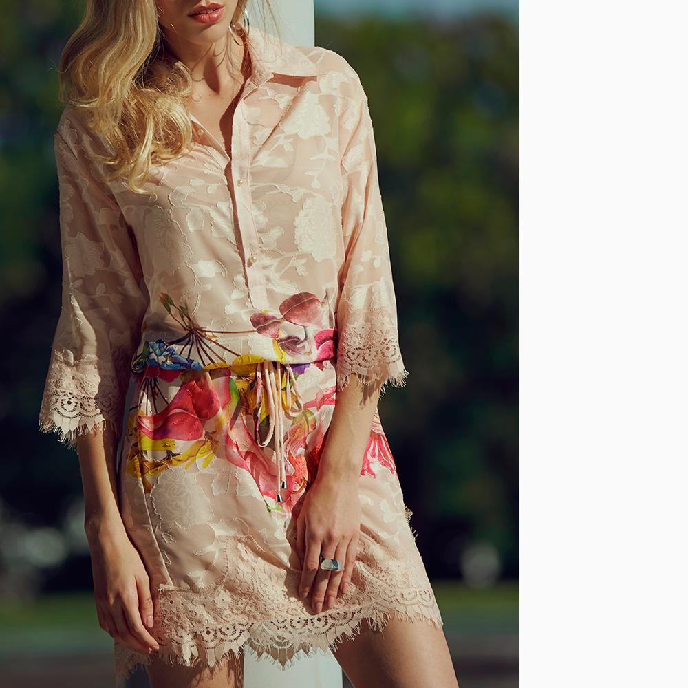 Uma chemise apaixonante para um visual ultra feminino e delicado, que tal?  #reginasalomao #SummerVibesRS #SS17