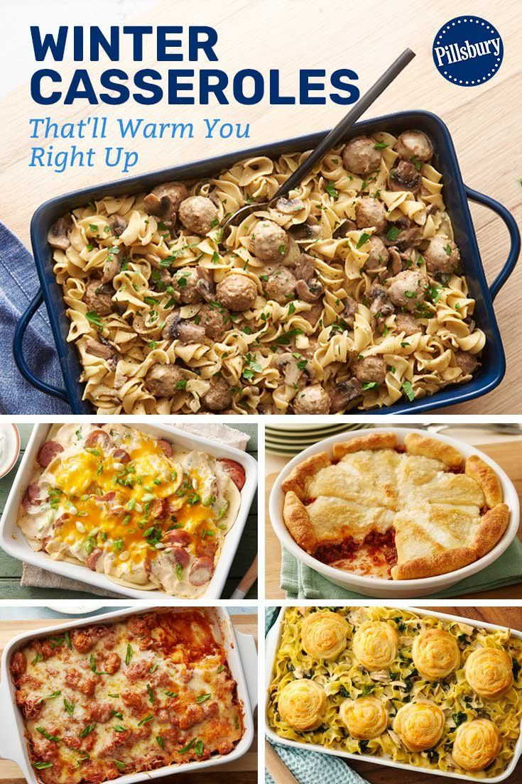 18 Winter Casseroles That'll Warm You Right Up