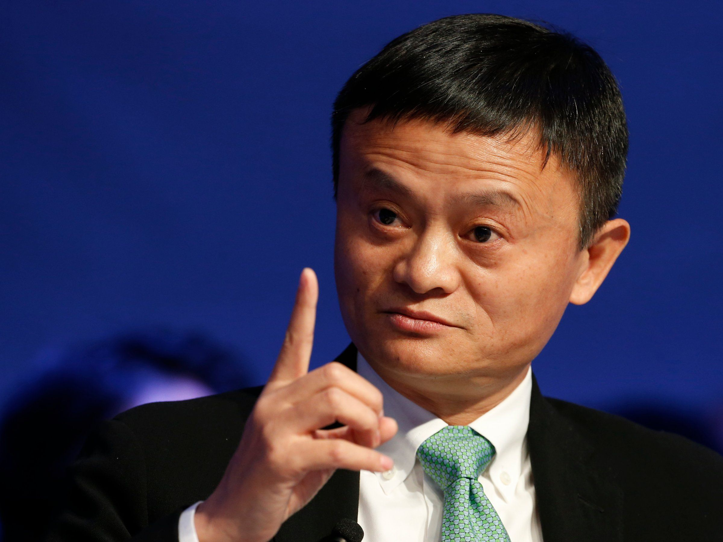 Chinese billionaire Jack Ma is warning about a bubble in