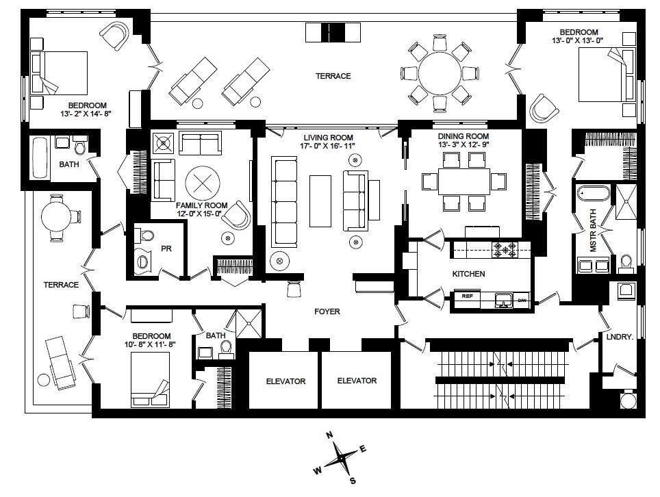 8273ed07974174101c23f206e750523d Luxury Pent House With Gym Building Floor Plan on