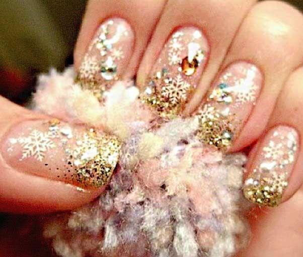 Christmas Nail Art Design Ideas 2013-2014 | Beauty /// Fashion ...