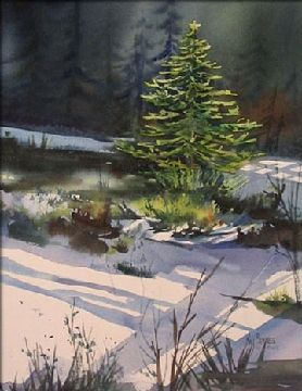Kay Barnes - Lone pine