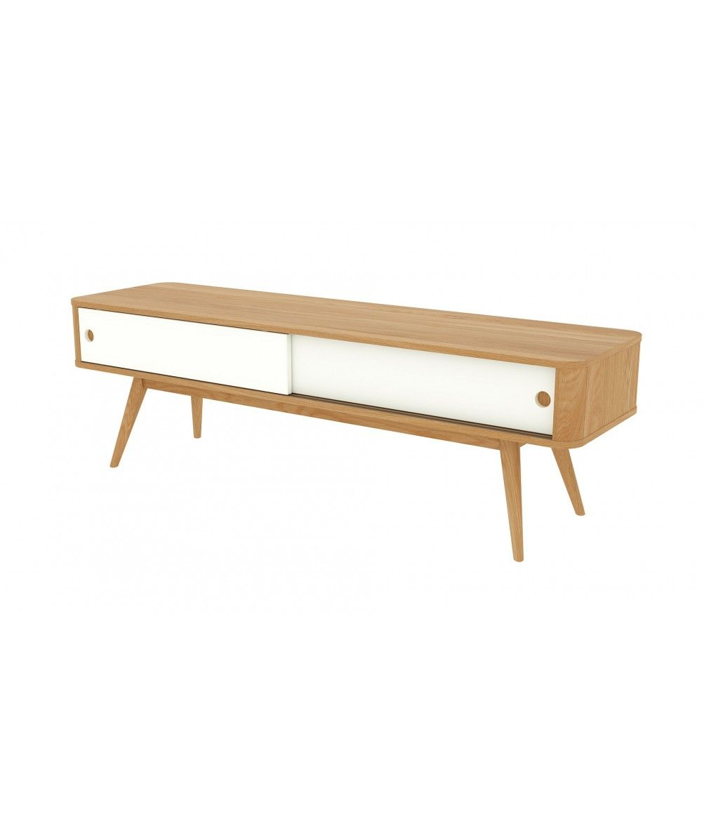 Marc 1 5m Scandinavian Lowline Tv Entertainment Unit Living  # Meuble Tv Stockholm
