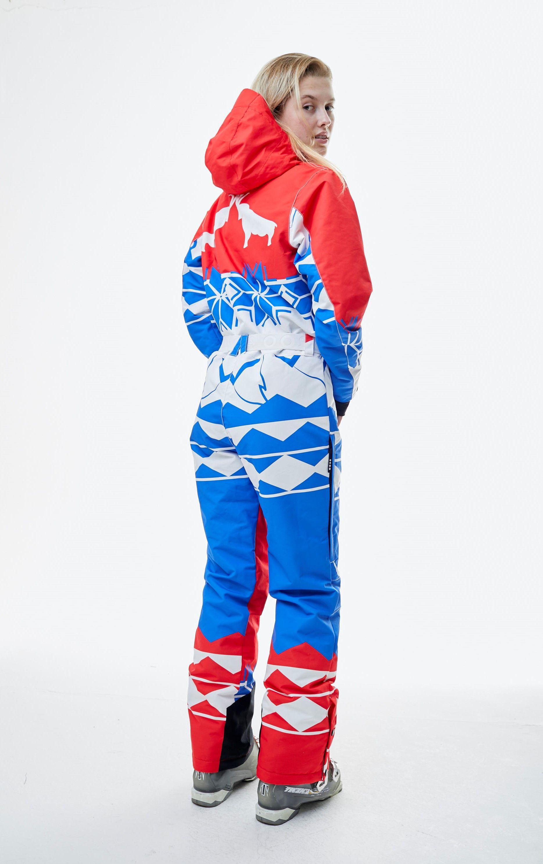 006ee1c493 Scandi Slayer - Women s One Piece Ski Suit - OOSC Clothing