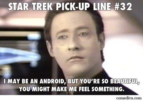 star trek lines