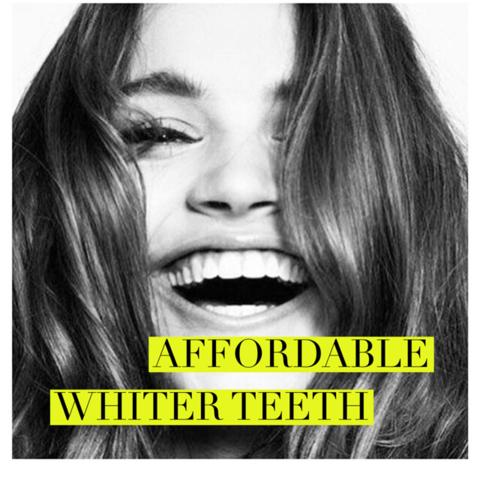 Get Affordable White Teeth #oilpulling #keekosmile