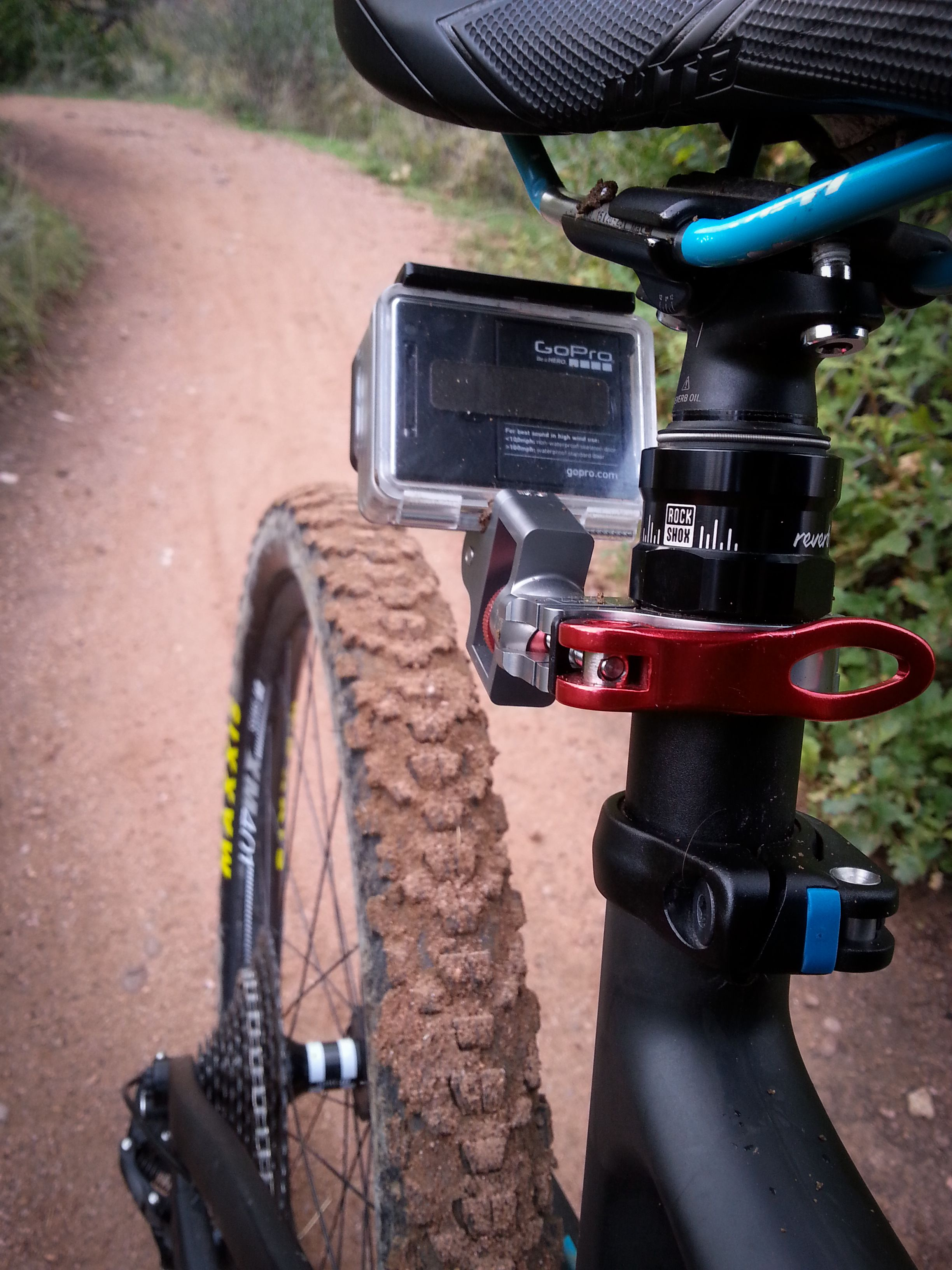Review Talon Gopro Mount Gopro Gopro Accessories Bike Mount