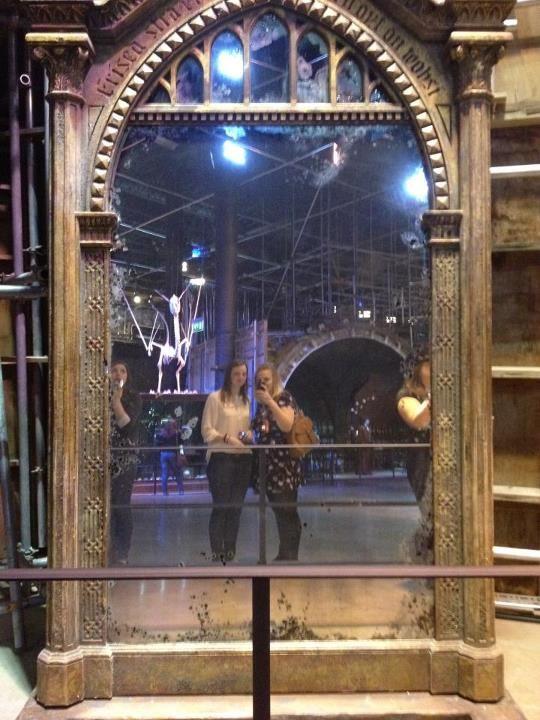 Harry Potter Warner Bros Studio Tour Mirror Of Erised