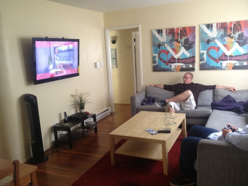 Normal Heights Sober Living Located In San Diego Ca Is An Entrancing The Living Room San Diego Design Inspiration