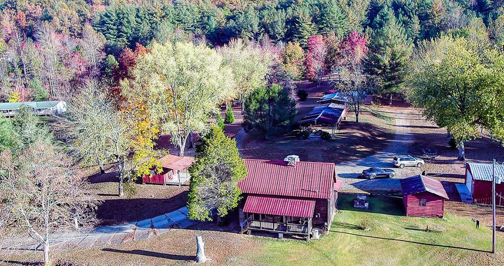 Mountain View Campground Hiawassee GA Passport America Campgrounds