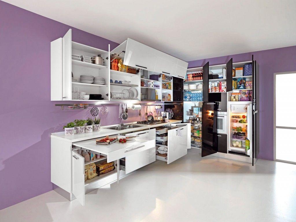 Cucina: le soluzioni per l\'angolo | Kitchen decor, Storage ideas and ...