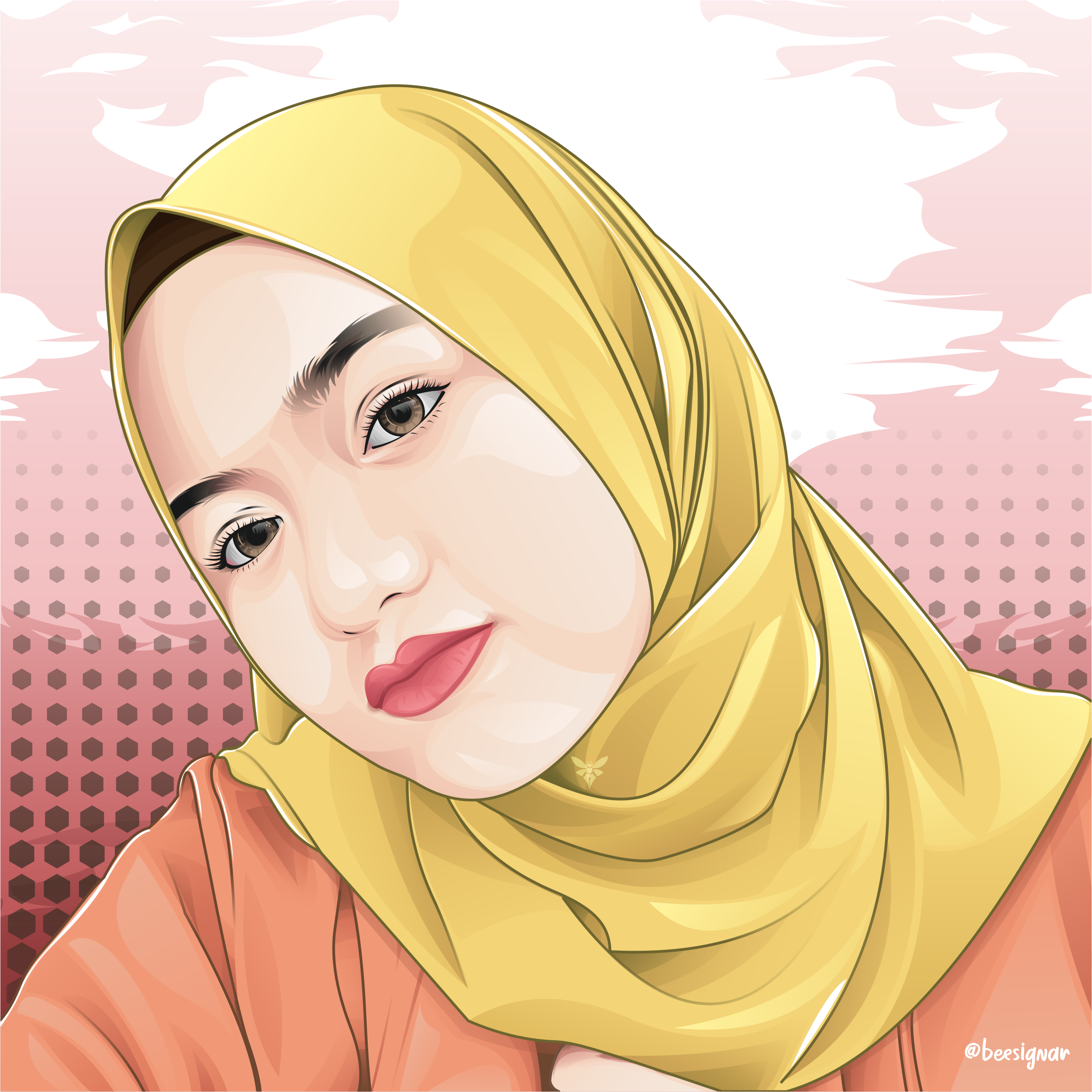 Photo of Ivanka Fasha Hijab Vector