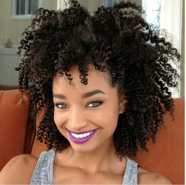 Quick, Easy Hairstyles for Natural Hair | Natural hair styles, Hair styles, Easy hairstyles