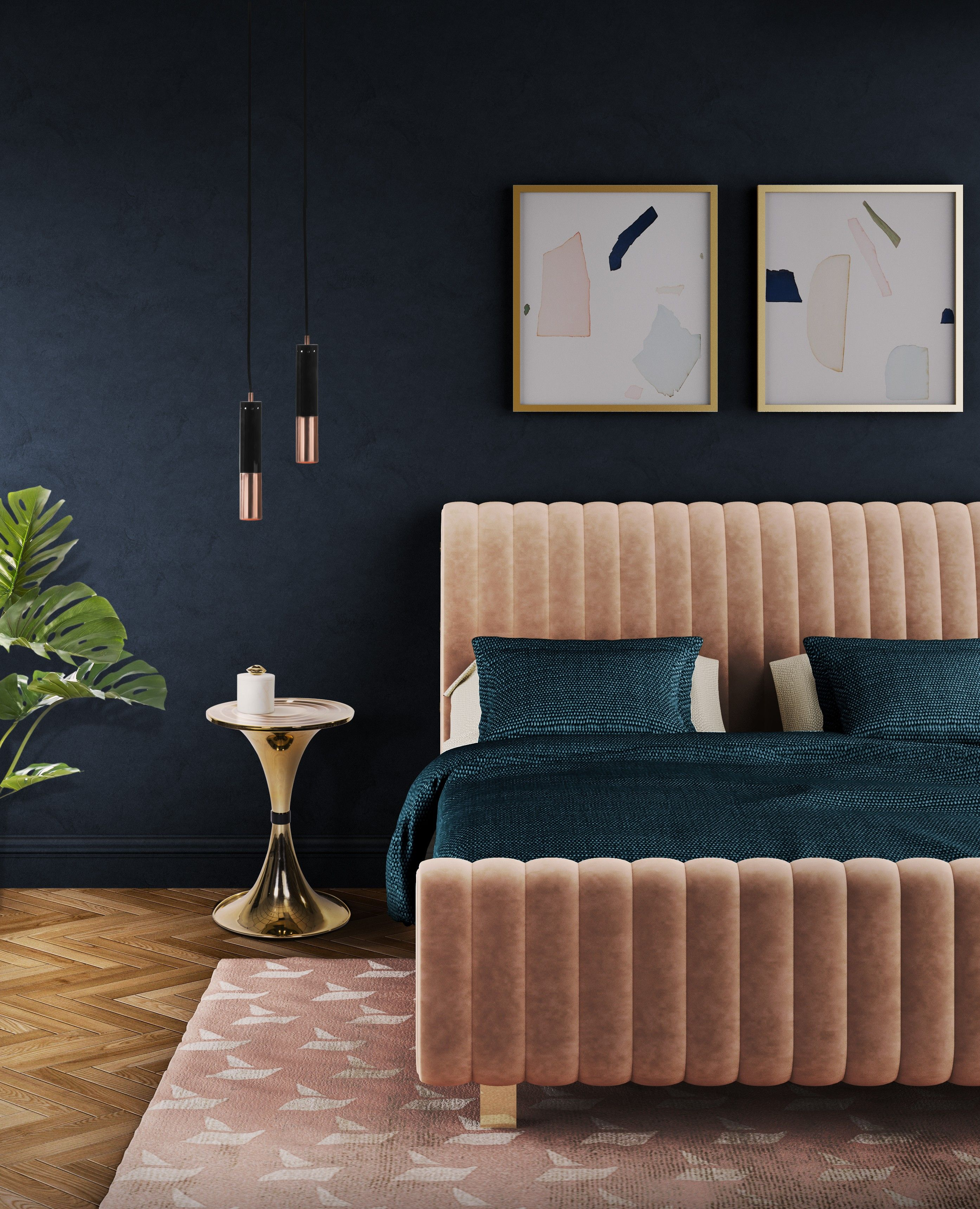 Inspire Yourself With These Beautiful Home Interiors Delightfull S Lighting Fits A Wide Range Of Styles And H Bedroom Decor Home Decor Contemporary Home Decor