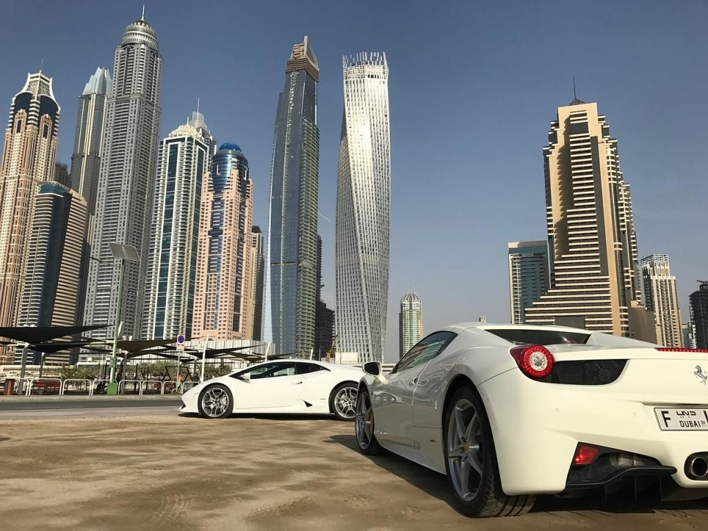 How To Rent A Luxury Car For Your Holiday In Dubai 2020