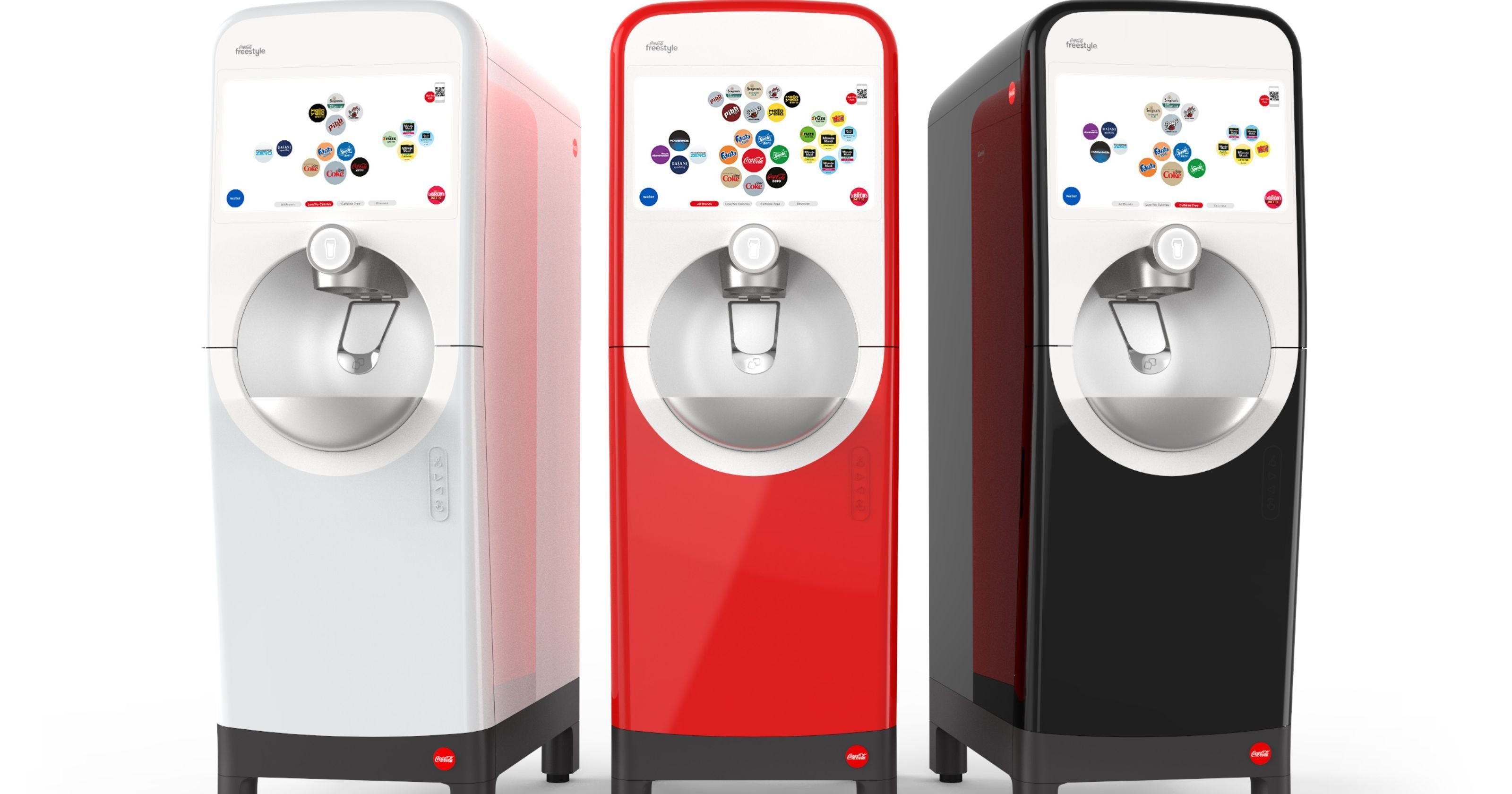 Coca-Cola, Bluetooth let you make personalized drinks #bluetoothtechnology Coca-Cola is unveiling a new fountain drink machine this weekend that lets you use Bluetooth technology to play mixologist for your fountain drinks. It rolls out in 2019. #bluetoothtechnology