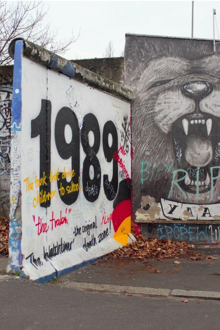 Roteiro O Que Fazer Em Berlim Com Muitas Atracoes Guia Com Mapa Muro De Berlim Berlim Queda Do Muro De Berlim