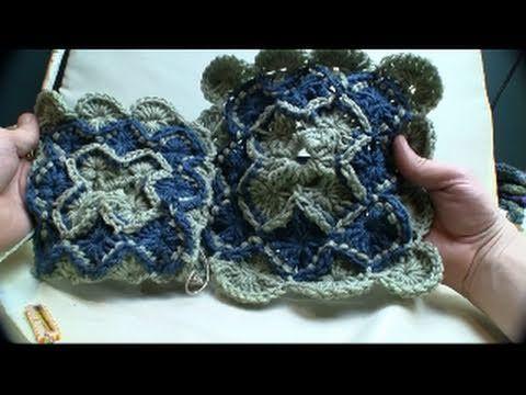 YouTube: Bavarian Crochet!