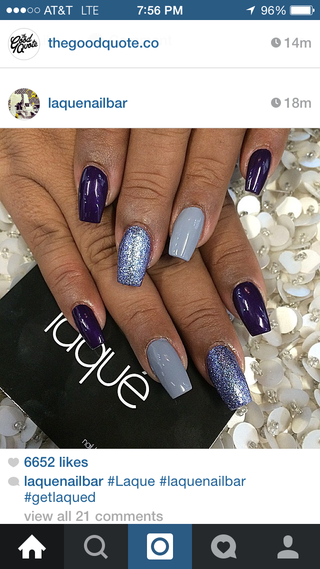 Pin on Nails By Nanette